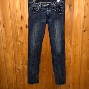 BCBGMaxAzria Mia Fashion Slim Jeans Size 29